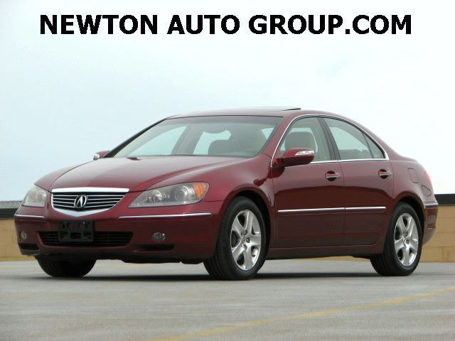 2007 Acura RL Tech pkg Navigation Newton, MA, Boston,