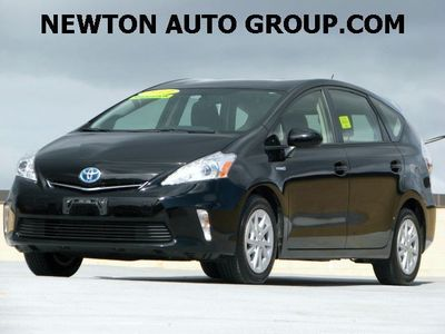 2013 Toyota Prius v Three III wagon Navigation Newton, MA, B