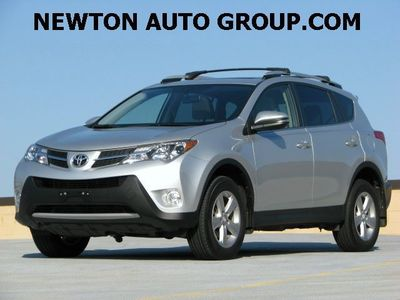 2013 Toyota RAV4 XLE AWD sunroof Newton, MA, Boston, MA