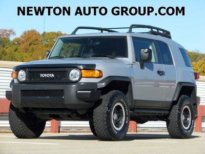 2013 Toyota FJ Cruiser TRD 4WD Trail team edition off-road pkg