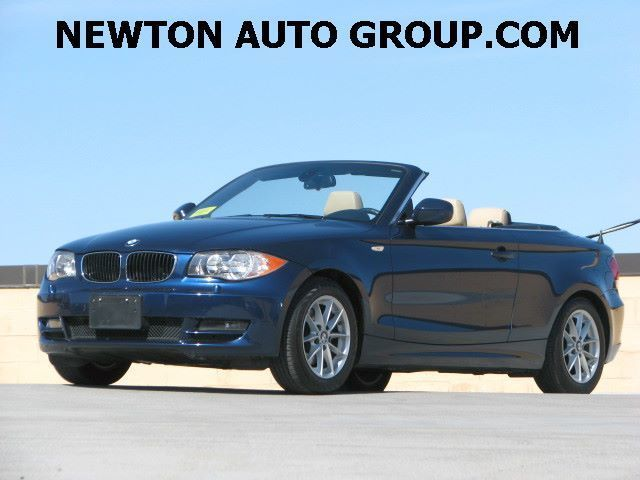 Used BMW I I Convertible Auto Newton MA Boston At - 2011 bmw 128i convertible