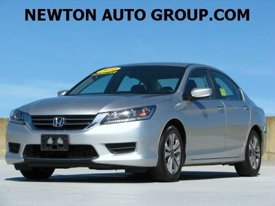 2014 Honda Accord LX camera leather in Newto