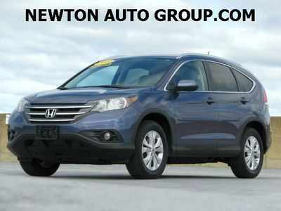 2013 Honda CR-V EX-L 4WD leather sunroof, Newton, MA, Bo