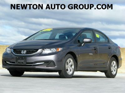 2015 Honda Civic LX sedan camera, Newton, MA, Boston, MA.