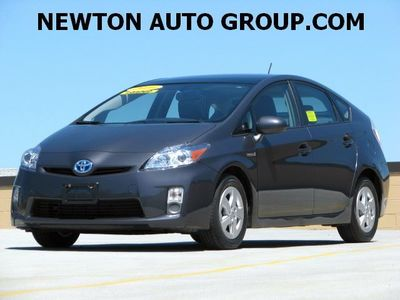 2011 Toyota Prius Five Navi sunroof leather, Newton, MA.