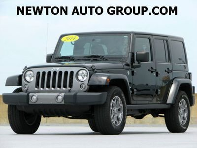 2014 Jeep Wrangler Unlimited 4WD Freedom Edition Newton, MA, Boston,