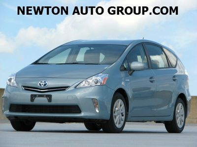 2014 Toyota Prius v Three III Navigation Newton, MA, Boston
