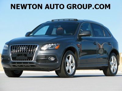 2011 Audi Q5 3.2L Premium Plus Newton MA Boston MA