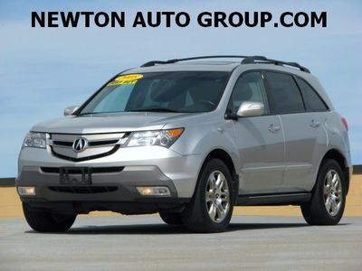 2007 Acura MDX SH-AWD Tech/Entertainment Pkg Navigation