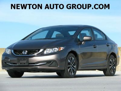 2015 Honda Civic EX Auto Newton, MA, Boston, MA.