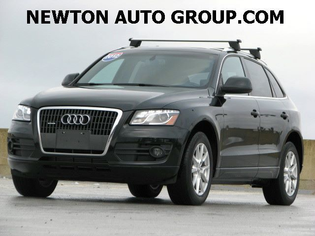 2012 Audi Q5 2.0T Premium Plus Newton MA Boston MA