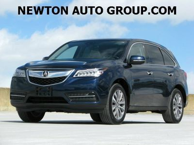2015 Acura MDX Tech Pkg AWD navigation. Boston MA Newto