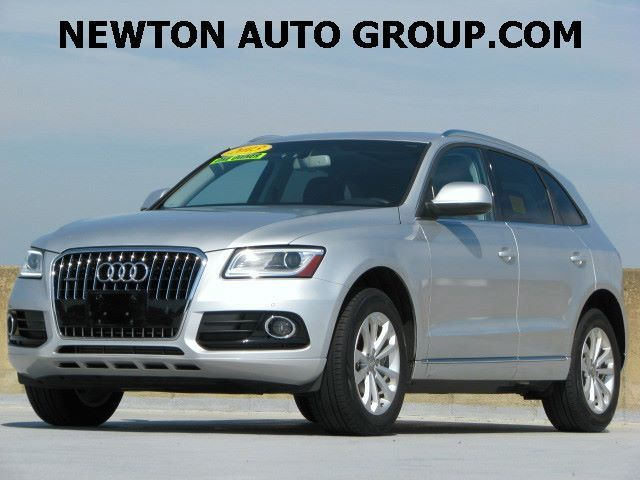 2013 Audi Q5 2.0T Quarrto Premium Plus Newton, Boston