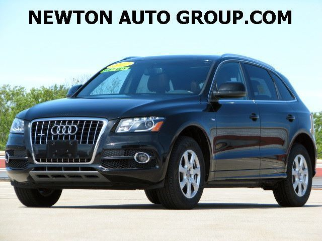 2012 Audi Q5 3.2L Premium Plus Newton MA Boston MA
