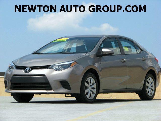 2017 Toyota Corolla Le Eco Newton Ma Boston