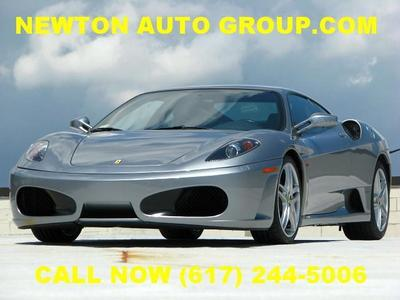 2005 Ferrari F430 COUPE  F1 SHIFTABLE AUTOMATIC