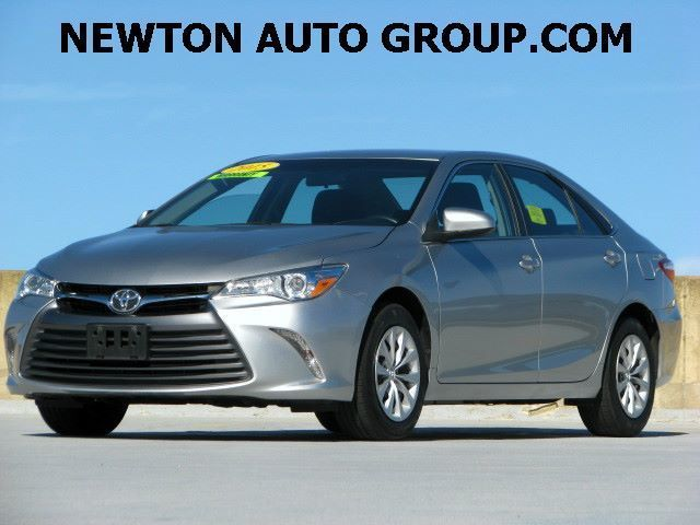 2015 Toyota Camry LE auto camera Newton, MA, Boston, MA