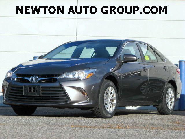 2016 Toyota Camry Le Auto Newton Ma Boston
